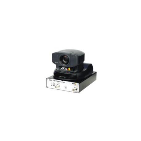 Axis 2401 PTZ  + Sony EVI D31